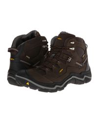 Keen | Brown Durand Mid Wp for Men | Lyst