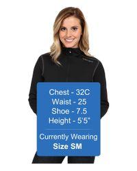Hot Chillys - Black Micro-elite Chamois 8k Hooded Zip - Lyst
