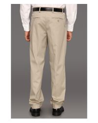Dockers - Natural Iron Free Khaki D3 Classic Fit Pleated for Men - Lyst