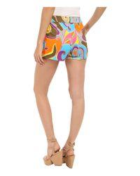 Trina Turk - Multicolor Corbin 2 Shorts - Lyst