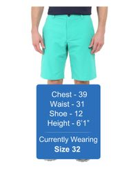 Under Armour - Blue Ua Match Play Short for Men - Lyst