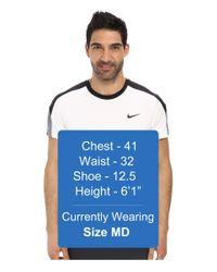 Nike - White Court Tennis Shirt for Men - Lyst