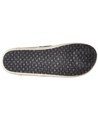 Sanuk | Black Sideline for Men | Lyst
