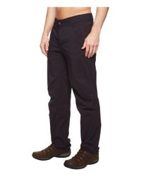 Marmot Black Arch Rock Pant - Long for men