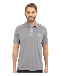 Tommy Bahama | Gray Vacanza Polo for Men | Lyst