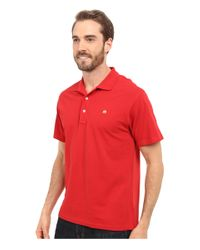 Mountain Khakis - Red Bison Polo Shirt for Men - Lyst