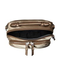 Tumi - Metallic Voyageur Luanda Flight Bag - Lyst