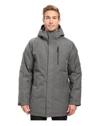 The North Face | Gray Mount Elbert Parka for Men | Lyst