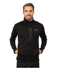 The North Face | Black Canyonlands Full Zip Sweatshirt for Men | Lyst