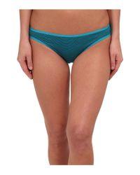 Smartwool | Blue Nts Micro 150 Pattern Bikini | Lyst