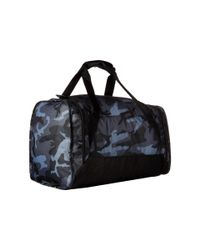 Nike | Black Brasilia 6 Duffel Graphic Small for Men | Lyst