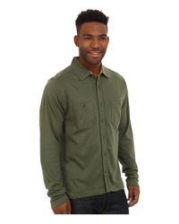 Mountain Khakis Natural Eagle Long Sleeve Shirt for men