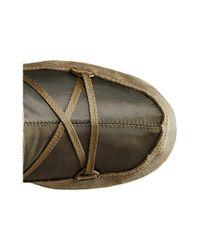 Tecnica Brown Moon Boot® W.e. Monaco Mix