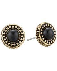House of Harlow 1960 | Metallic Cuzco Stud Earrings | Lyst