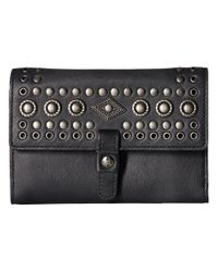 Patricia Nash - Black Colli Wallet - Lyst
