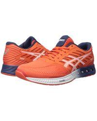 Asics - Orange Fuzex™ for Men - Lyst
