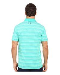 Under Armour - Blue Coldblack Chip In Stripe for Men - Lyst