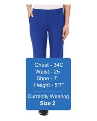 Under Armour - Blue Links Pants - Lyst