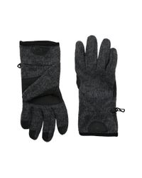Timberland | Gray Gl360014 Ribbed Knit Stretch Glove for Men | Lyst