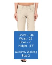Mountain Hardwear - Natural Ramesa™ Pants - Lyst