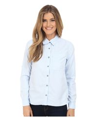 Mountain Hardwear - Blue Canyon™ Long Sleeve Shirt - Lyst
