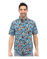 Woolrich | Green Classic Plaid Shirt for Men | Lyst