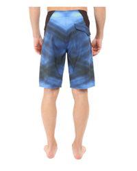 Oakley - Blue Gnar Shock Boardshorts for Men - Lyst
