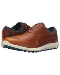 PUMA - Orange Ignite Golf for Men - Lyst