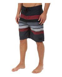 "Billabong - Multicolor All Day Stripe 21"" Boardshorts for Men - Lyst"