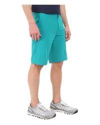 Adidas Originals - Green Ultimate Shorts for Men - Lyst