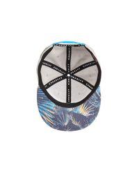 Oakley - Purple Ellipse Print Hat for Men - Lyst