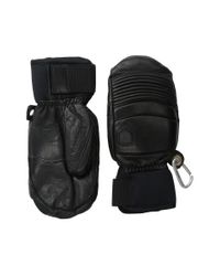 Hestra | Black Leather Fall Line Mitt | Lyst