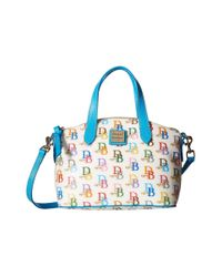 Dooney & Bourke - White Ruby Bag Multi Db75 - Lyst