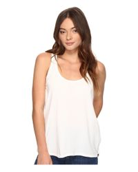 Hurley | White Staple Perfect Tank Top | Lyst
