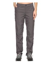 The North Face | Gray Aphrodite Straight Pants for Men | Lyst