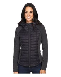 The North Face | Black Endeavor Thermoball Jacket | Lyst