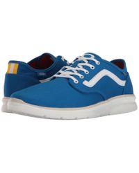Vans   Blue Iso 2 for Men   Lyst