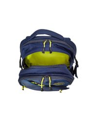 The North Face Yellow Inductor Charged Backpack for men