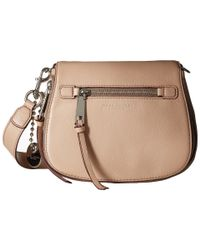 Marc Jacobs - Natural Leather Magnolia Bag - Lyst