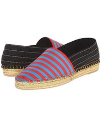 Marc Jacobs - Red Sienna Flat Espadrille - Lyst
