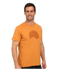 United By Blue - Orange Star Silhouette for Men - Lyst
