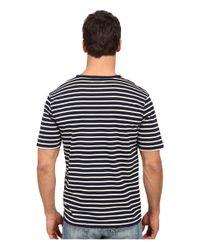 United By Blue - Black Croydon Stripe for Men - Lyst