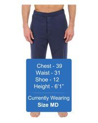 Mod-o-doc Blue Huntington Pant for men