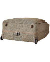 Hartmann - Gray Tweed Collection - Large Wheeled Garment Bag - Lyst