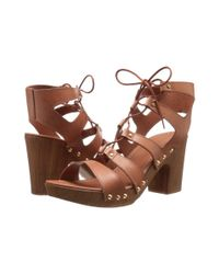 Kenneth Cole Reaction - Brown Log Fire - Lyst