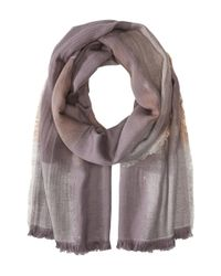 BCBGMAXAZRIA | Multicolor Color Block Party Scarf | Lyst