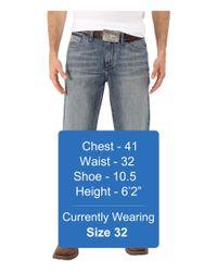 Cinch Blue Grant Mb73337001 for men