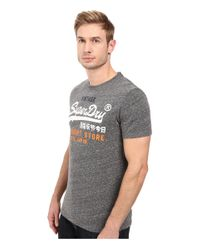 Superdry - Multicolor Shirt Shop Tri Tee for Men - Lyst