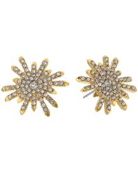 Vince Camuto - Metallic Stud Earrings - Lyst