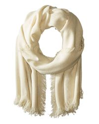 Hat Attack   Natural Everyday Scarf   Lyst